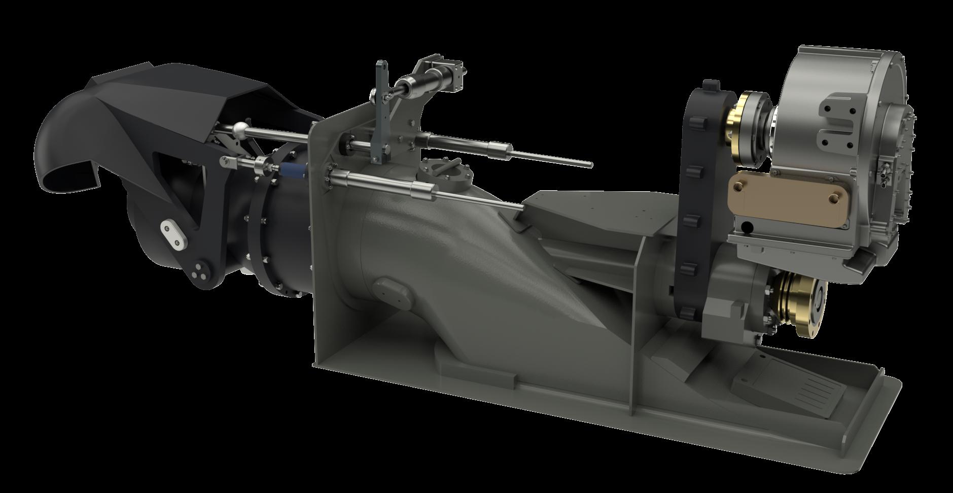 Hybrid Ready Waterjet Doen Waterjets